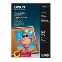 Epson - Fotopapier, glänzend - A4 (210 x 297 mm) - 200 g/m2 - 100 Blatt