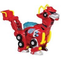 Transformers - T4 DLX Heatwave Dino