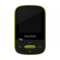 Clip Sport - grün - 8 GB - MP3-Player