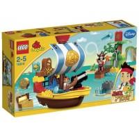 Duplo Jake and the Neverland Pirates - Piratenschiff Bucky - 10514