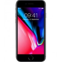 Apple iPhone 8 64 GB Schwarz mit Vertrag