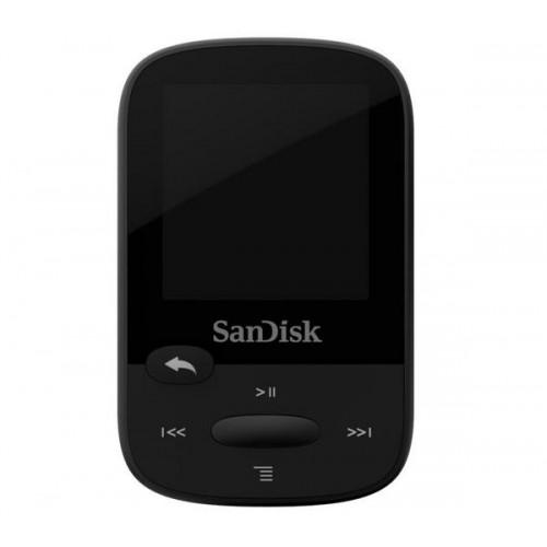 Clip Sport - schwarz - 4 GB - MP3-Player