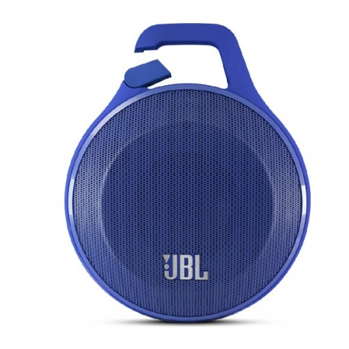 Clip - blau - MP3-Lautsprecher