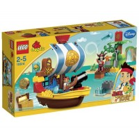 Duplo Jake and the Neverland Pirates - Piratenschiff Bucky - 10514