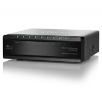 Switch Small Business SG200-08P 8 x 10/100/1000 Mbps (SLM2008PT-EU)