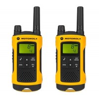Walkies-Talkies TLKR T80 Extreme - schwarz/gelb