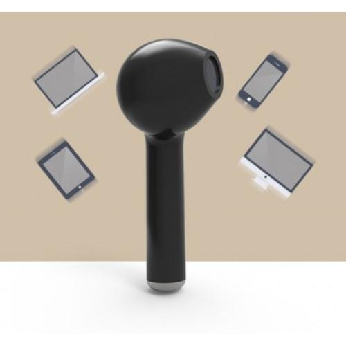 kopfh rer kabellos schwarz stereo bluetooth 4 1. Black Bedroom Furniture Sets. Home Design Ideas